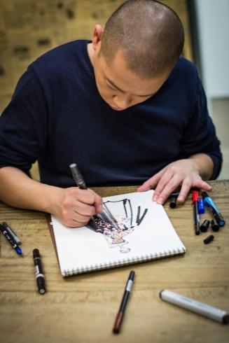 Jason Wu x Saks Fifth Avenue Holiday 2016