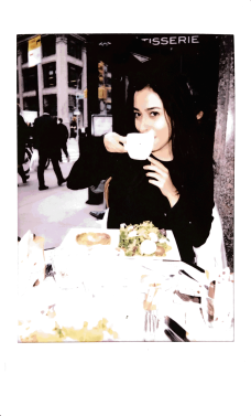 Edel Singh Polaroid 18